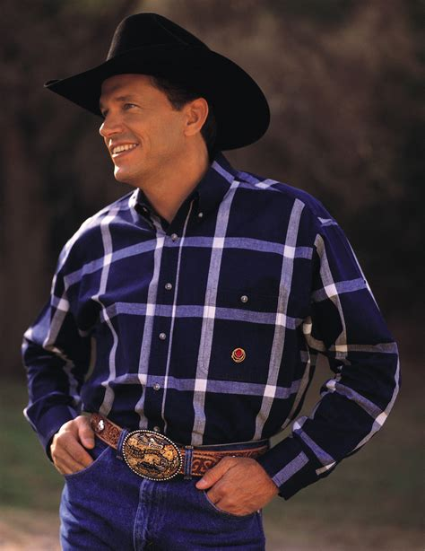 george strait country star george strait american profile