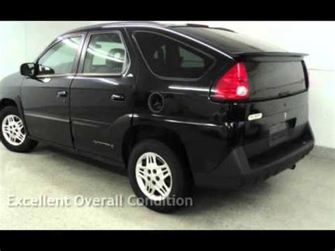 2003 Pontiac Aztek For Sale by 2003 Pontiac Aztek For Sale In Downers Grove Il