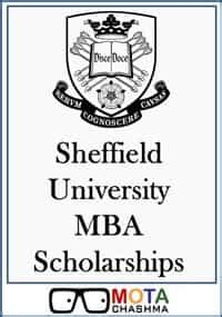 Sheffield Mba Scholarship of sheffield mba scholarship 2016
