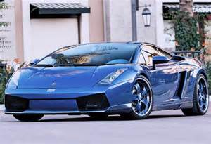 Blue Lamborghini Hd Car Wallpapers Lamborghini Gallardo Spyder Blue