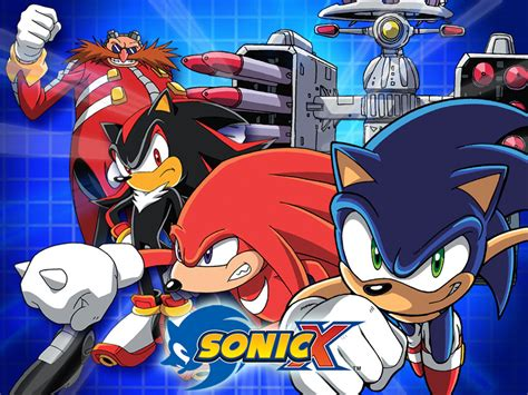 Sonic X team sonic speed wallpapers sonic x