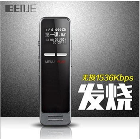 Benjie S1 Mp3 Digital Audio Player 8gb With Mic Recorder Hitam 1 1 benjie s1 mp3 digital audio player 8gb with mic recorder black jakartanotebook
