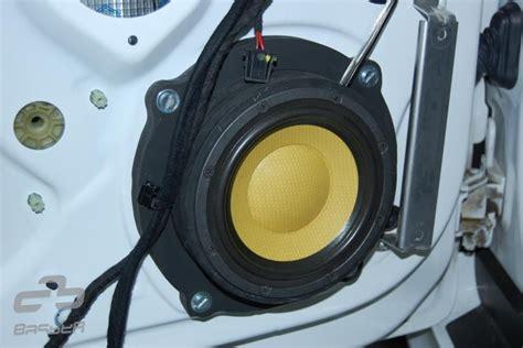 Speaker Acr Ring basser audi tt