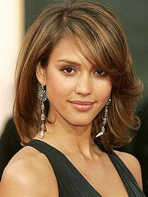 medium length hairstyles for narrow faces medium length hairstyles for thin hair and long face