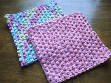 washcloth knitting patterns free 25 best ideas about crochet dishcloth patterns on