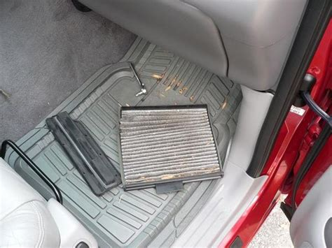 2006 Ford F150 Cabin Air Filter cabin air filter location 2002 ford truck get free image