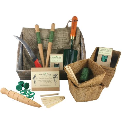 vegetable gardener s gift her by garden gear notonthehighstreet com