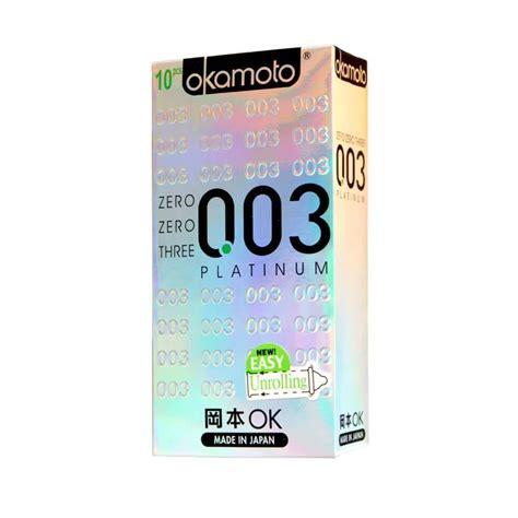 Okamoto Platinum 003 Made In Japan Ready Stock okamoto 003 platinum thin 10s webshop kvk fi