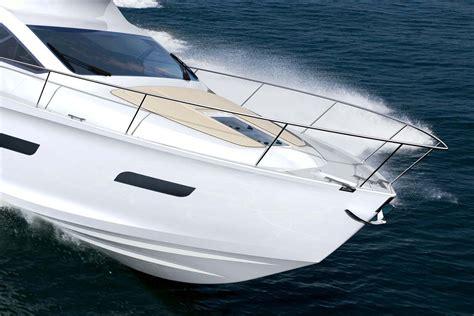 bmw designs luxurious intermarine 55 yacht