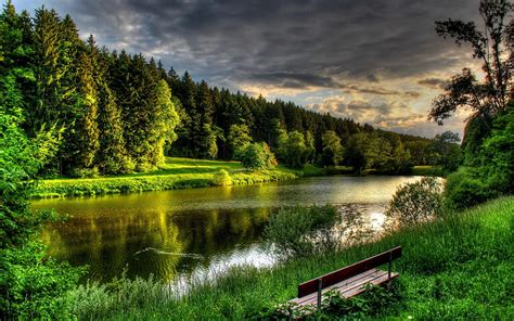 the nature of germany wallpapers