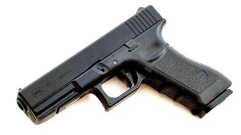 Airsoft Gun Glock tokyo marui glock 17 gas blowback airsoft pistol 3rd generation model tm gbb g17 148 00