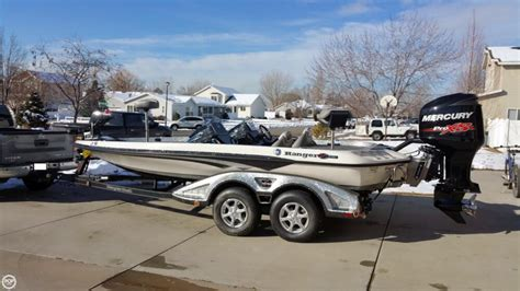used fishing boats for sale utah 2014 used ranger boats z519c bass boat for sale 48 975
