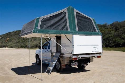 Enclosed Shower this truck camper got me thinking what about you