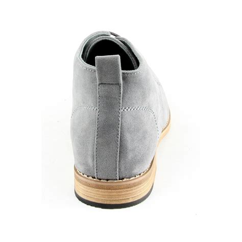 Boot Gris uomo boots gris brandalley