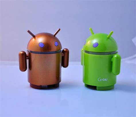 android mascot unofficial android mascot mp3 speakers