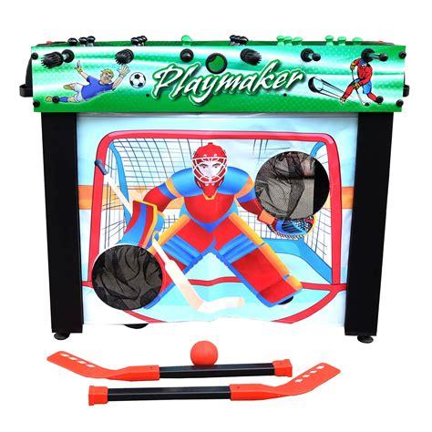 playmaker 3 in 1 foosball multi game pool warehouse