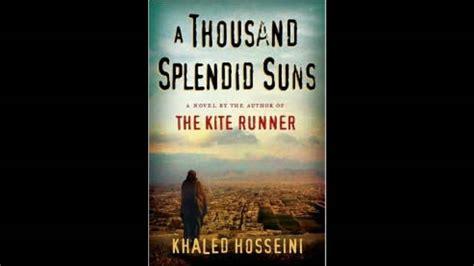 a thousand splendid suns book report a thousand splendid suns book trailer