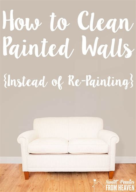 how to clean painted walls how to clean painted walls so you can skip re painting