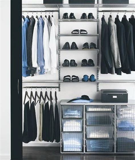 Shelf Closet Organizer by 18 Wardrobe Closet Storage Ideas Best Ways To Organize