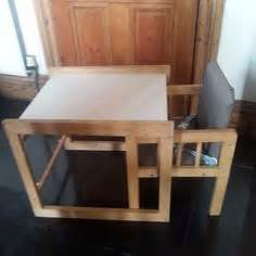 High Chair That Turns Into A Table by Vtg Plastic Vinyl Chaise Lounge Folding Patio