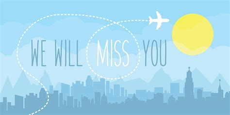 farewell banner template design 3