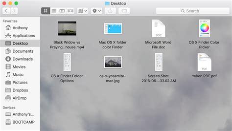 Utk Finder Cara Menambahkan Gambar Atau Warna Ke Folder Finder Di Mac Insightmac