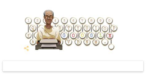 doodle nama putra pramoedya ananta toer muncul di doodle hari ini