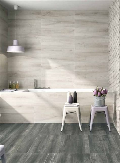 faux wood tile sophistication the toa blog about tile more two 8x34 wood grain porcelain tile styles kingswood and