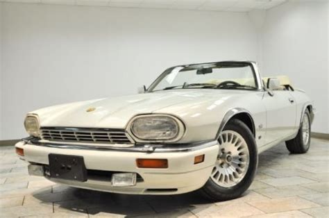 buy used 1995 jaguar xjs 12 cylinder 64k auto in paterson