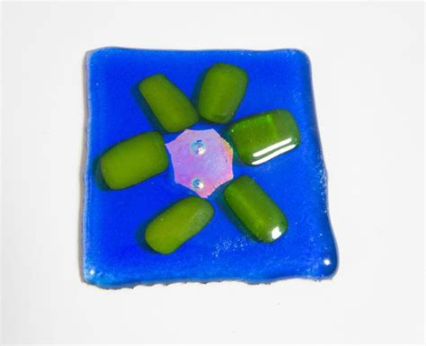 Making Fused Glass Jewelry In A Microwave Kiln Crafts