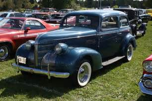 1939 Pontiac Sedan 1939 Pontiac 2 Door Coach Flickr Photo