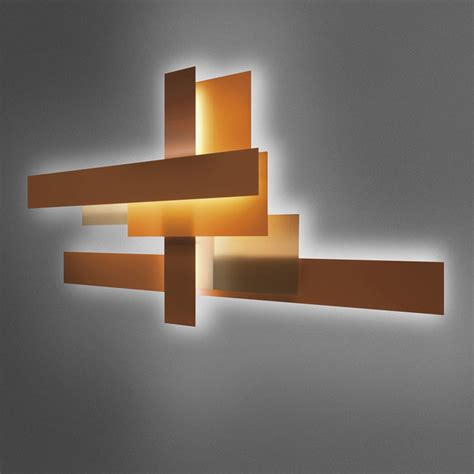 Modern Wall Sconces Foscarini Fields Wall L Modern Wall Lighting By Switch Modern