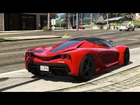 gta v how to get supercars( ferrari, bugatti