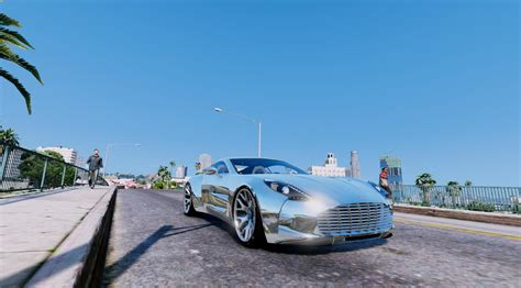 Aston Martin One 77 0 60 by Aston Martin One 77 Edition Add On Gta5 Mods