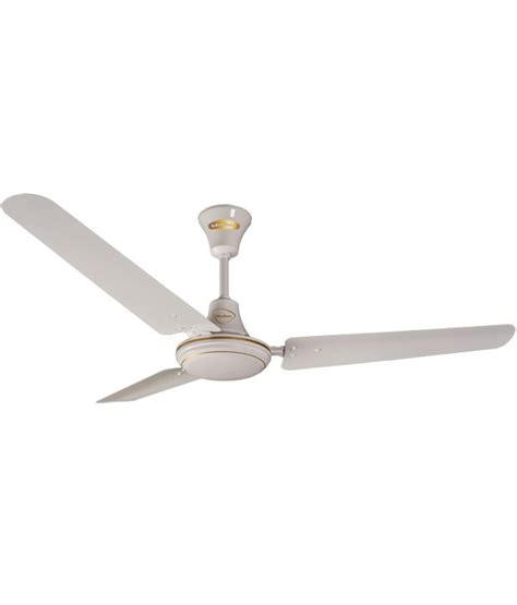 Khaitan Ceiling Fans Models With Price by Khaitan 25 Smart Air Ceiling Fan Brown Price In India