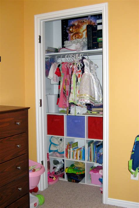 kid friendly closet organization hot commodity home decor 5 space saving ideas for a small