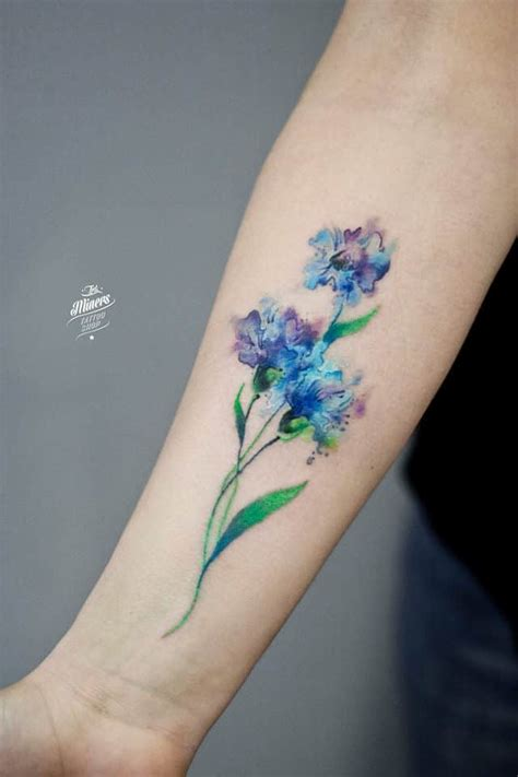 watercolor tattoo how is it done what are watercolor tattoos how quickly do they fade