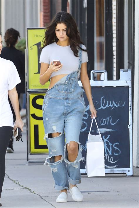 out of style 2017 selena gomez street style out in los angeles 2 11 2017