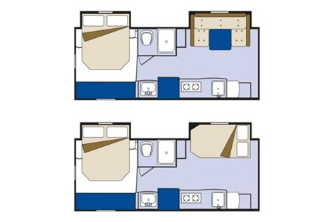 conversion van floor plans cer van floorplans autos post