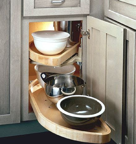 Kitchen Lazy Susan by The Different From Common Types Of Kitchen Cabinet Lazy