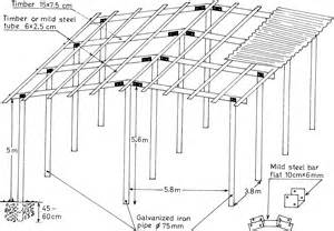 lean to shed next sheep shed plans
