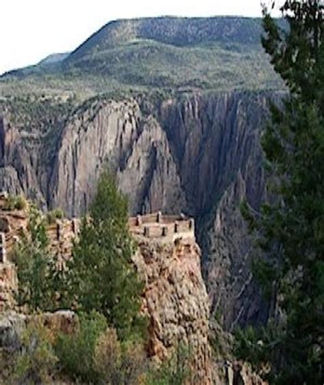 musings on black canyon of the gunnison national park