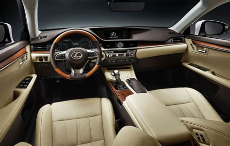 Lexus Es Interior by Lexus Es Interior