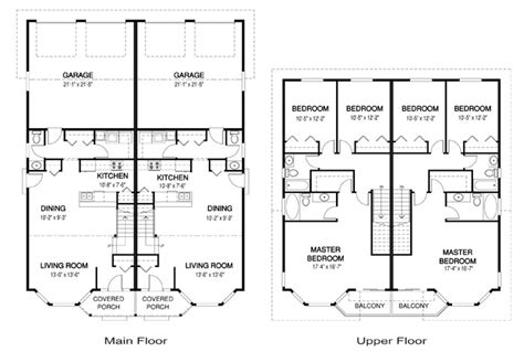 modern duplex floor plans modern duplex house plans smalltowndjs com