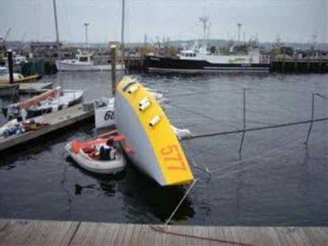 boat crash europe funny car plane boat crashes youtube