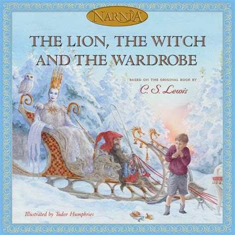 Narnia The The Witch And The Wardrobe Book Review the the witch and the wardrobe picture book edition