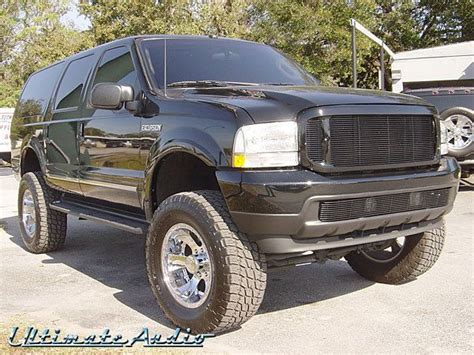 ford jeep modified ford excursion suvs jeep truck pinterest ford