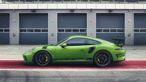 porsche 911 gt3r 2019 porsche 911 gt3 rs races into geneva with 520 hp