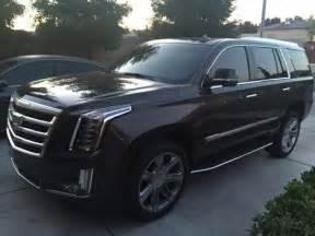 Cadillac Cargurus 2016 Cadillac Escalade Overview Cargurus