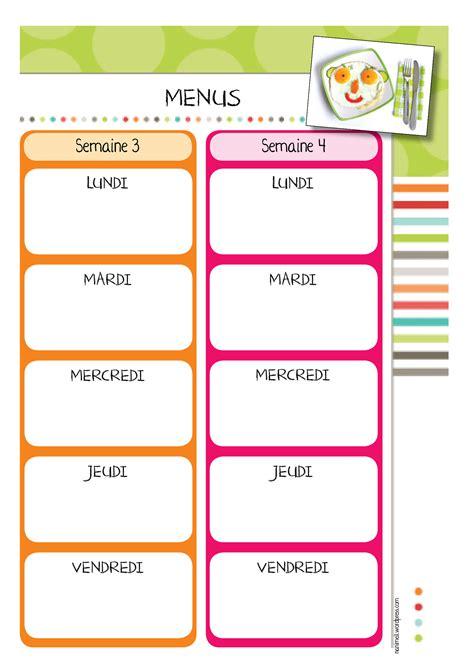 menu for menus